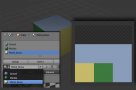 Baking colormaps in blender