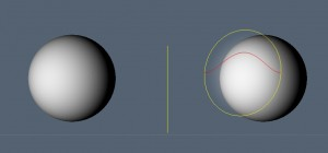 Add sphere for the eyelids