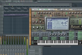 Creating an Automationclip with FLStudio for Sylenth1