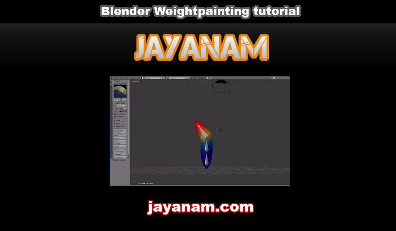 Blender Weightpainting for rigged models