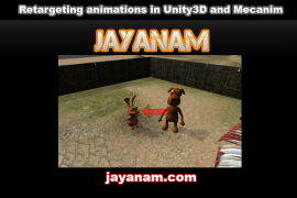 Retargeting in Unity3D and mecanim