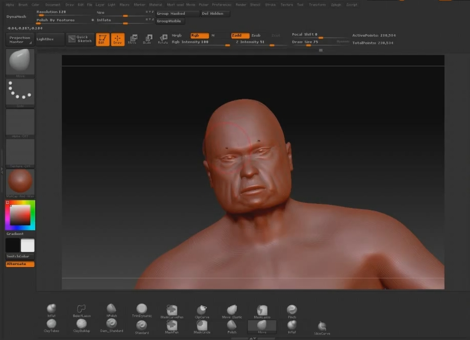 MakeHuman workflow tutorial with ZBrush