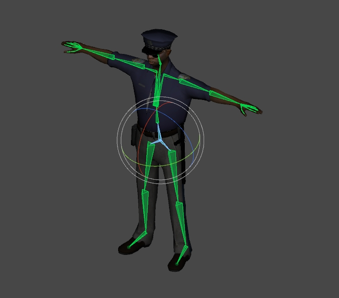 Blender Character Modeling For Unity : Blender rig for unity jayanam gamedev tutorials