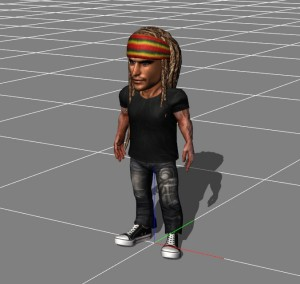 iClone Character in 3DXchange