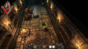 Dungeon in the game Ralin