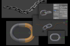 Chains with Blender tutorial