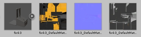 Exported textures in Unity 5