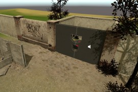 Some walls from the asset