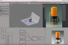 Product Design with Blender, Fusion 360