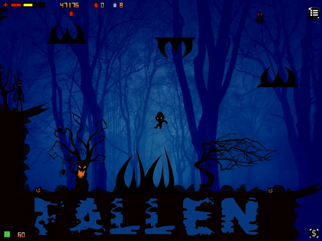 The indiegame Fallen