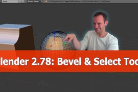 Blender 2.78 new features