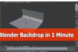 Blender fast modeling with keyboard shortcuts