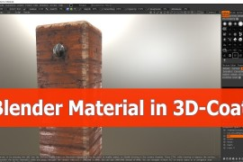 Blender materials for 3d_coat PBR