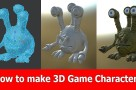 Game Design Tutorial: Create 3D Game Characters