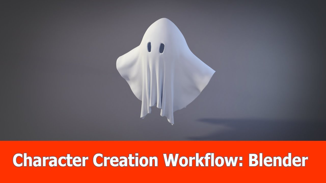Blender Character Modeling Workflow : D game character creation with blender jayanam